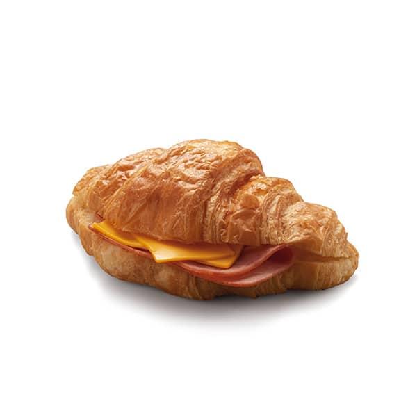 starbucks ham and cheese croissant