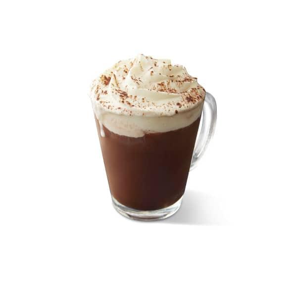 Signature Chocolate Beverage Starbucks China